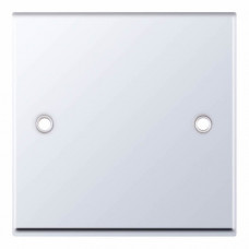 Selectric 7M-Pro Polished Chrome 1 Gang Blank Plate 7MPRO-342