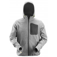 Snickers Flexi Work Hoodie Grey 8041
