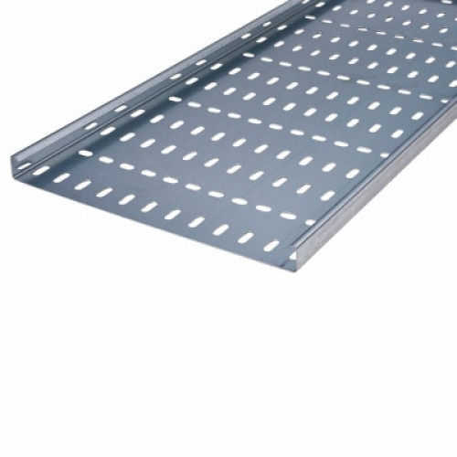 Pre-Galvanised Medium Duty Cable Tray 450mm x 3m UNITRUNK (LOCAL DELIVERY)