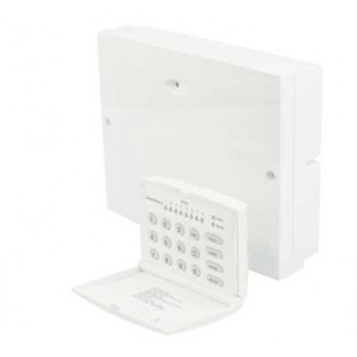 Texecom Veritas R8 8 Zone Alarm Panel with Remote Keypad