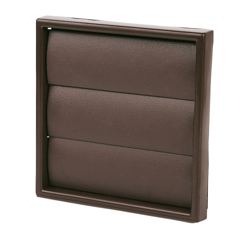 "4"" Gravity Grill Brown 100mm"