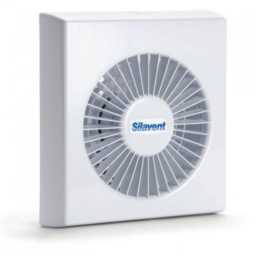 Silavent SDF100PIR 100mm Axial PIR Fan with Timer