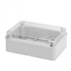 GEWISS Adaptable Box  Transparent Lid 380x300x120