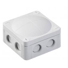 WISKA COMBI 85X85 IP66 GREY JUNCTION BOX