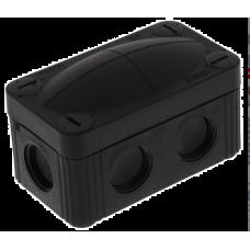 WISKA COMBI 206/211 BOX 85X49X51MM BLACK